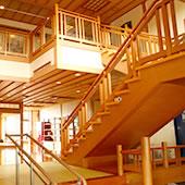 岩内港を臨む高台に純和風の名建築が復活。