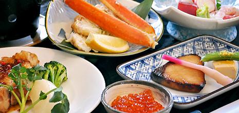 写真:北海道の恵みを使った美食が五感を呼び覚ます