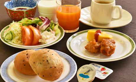 ご朝食イメージ(洋食)