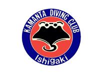 カマンタダイビングクラブ ロゴ