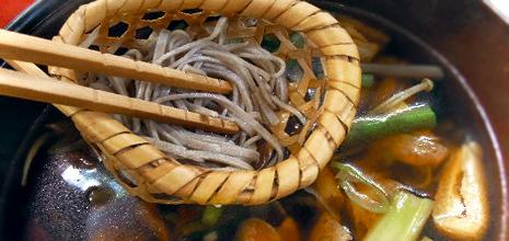 そばのふるさと 信州・奈川で そば通もよろこぶ幻の蕎麦を