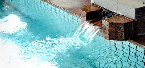 身体をあたためたい時は隣接の天然温泉で♪