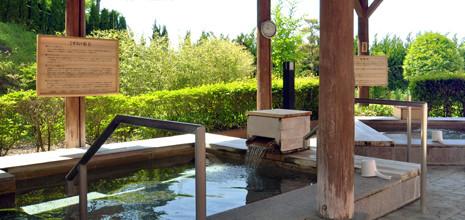 歴史ある天然ラジウム温泉でじっくり湯治
